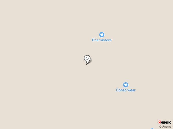 Oysho на карте Москвы