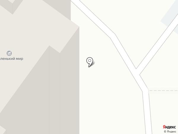 IQ007 на карте Москвы