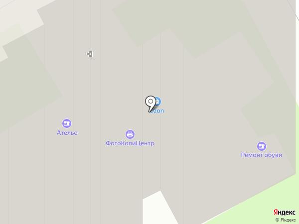 Уют на карте Подольска