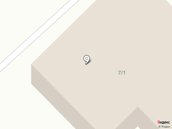 Вывозмет на карте Щёкино