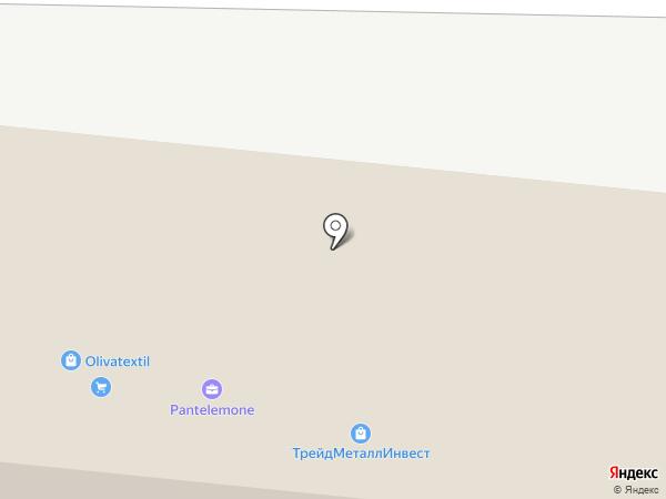 Арнед на карте Долгопрудного