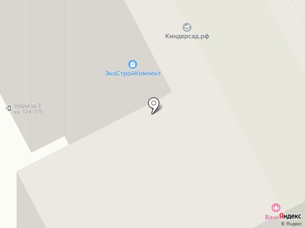 НИВАЛКЛИМАТ на карте Подольска