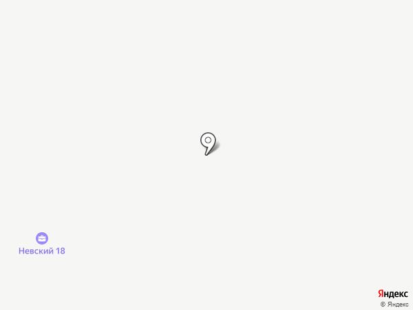 ПСПрофф на карте Москвы