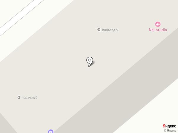 Пана Марина на карте Щёкино