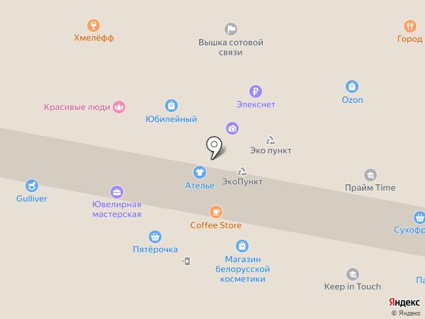 ЗаОдно на карте Подольска