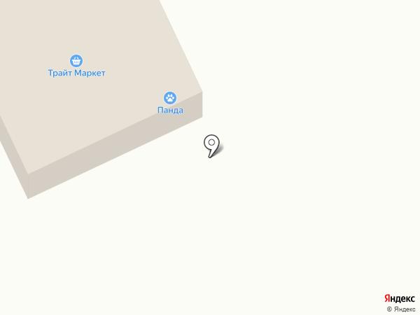 Уют на карте Долгопрудного