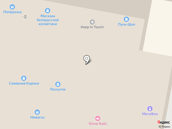 Связной на карте Подольска