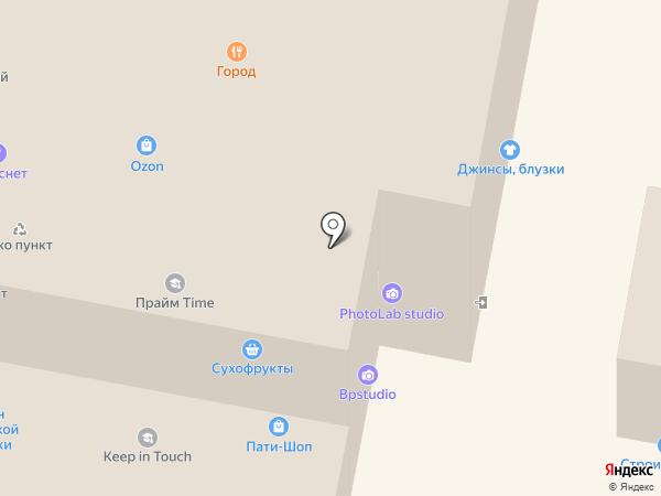МТС на карте Подольска