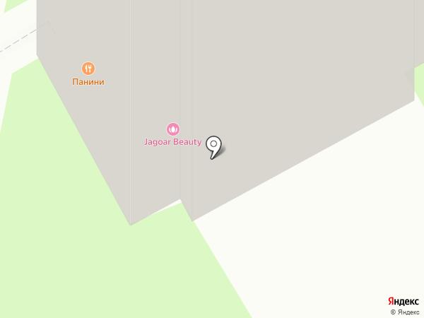 Александра на карте Подольска