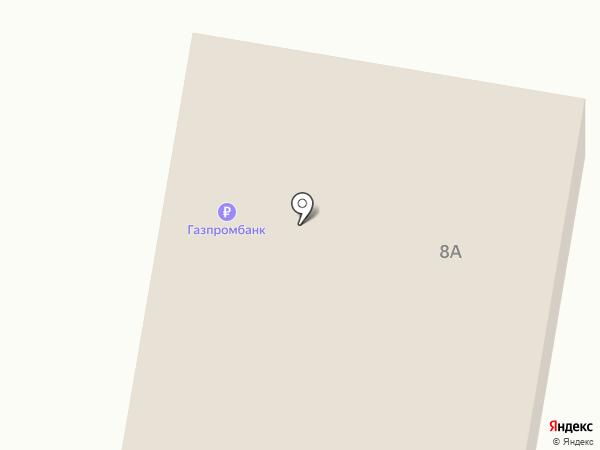 Банкомат, Газпромбанк на карте Первомайского