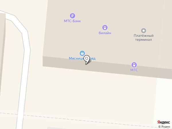 Русс-сайт на карте Долгопрудного