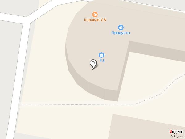 Бабуля на карте Подольска