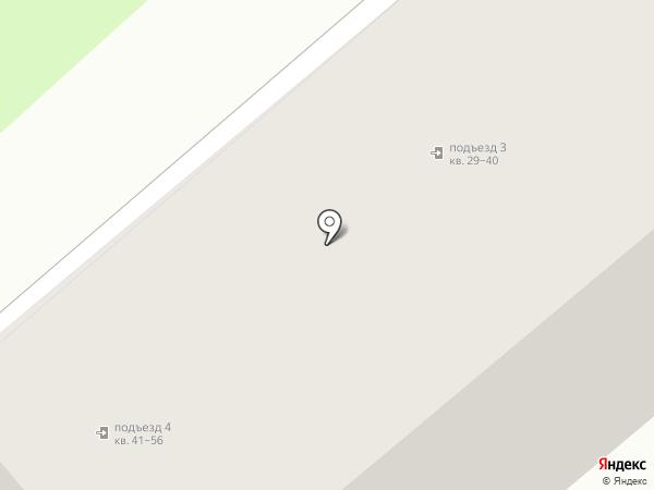 Детская школа искусств на карте Щёкино