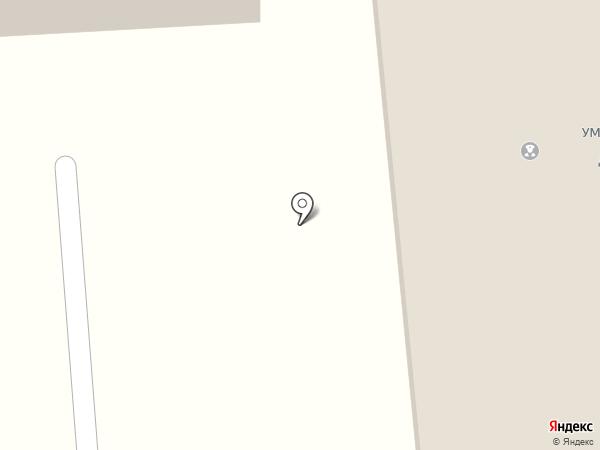 Межрайонный регистрационно-экзаменационный отдел на карте Тулы