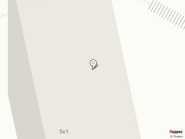 Шардо на карте Москвы