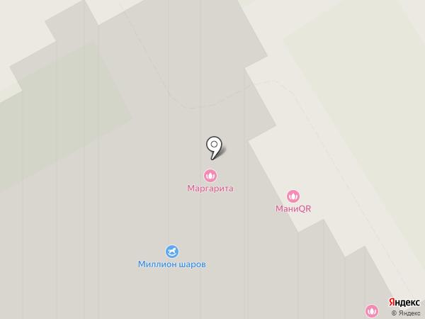 Эконом-парикмахерская на карте Подольска