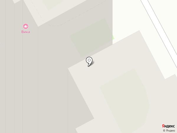 Местная цирюльня на карте Подольска