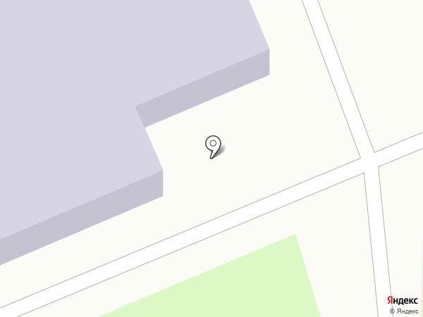 Талантус на карте Москвы