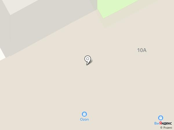 ФотоМир на карте Подольска