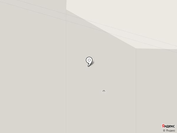 Бульдог на карте Москвы