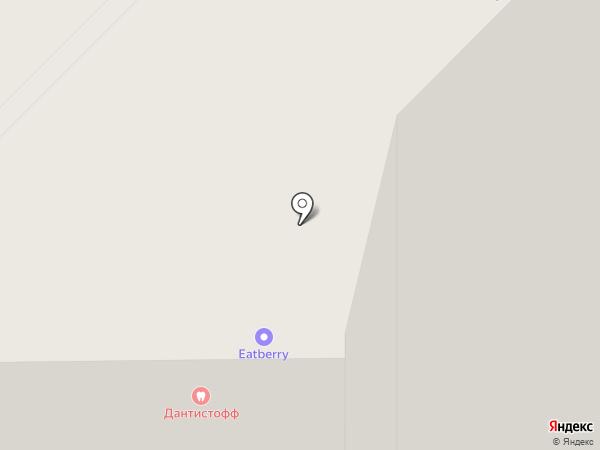 LOFT на карте Москвы