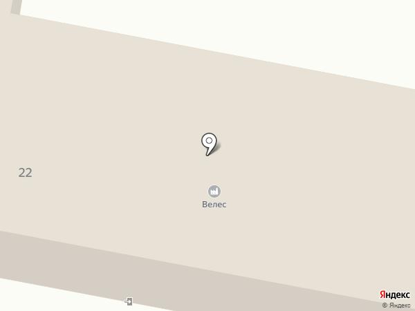 У Фила на карте Первомайского