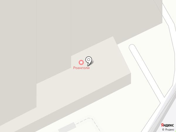 Roangoli на карте Москвы