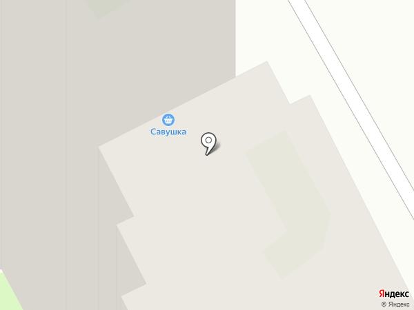 Виктория на карте Подольска