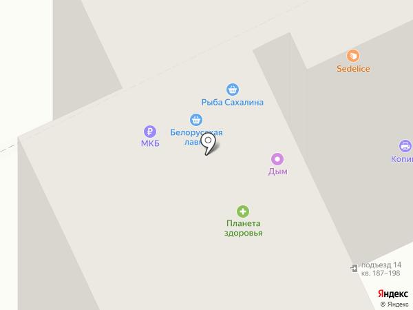 ЗАЛОГ УСПЕХА на карте Москвы