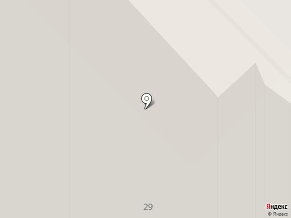 Вгорошек на карте Москвы