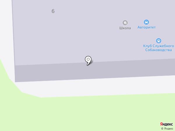 ВЕЗЁТ на карте Щёкино