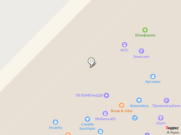 GARDA DECOR на карте Москвы