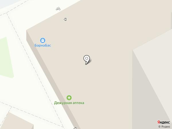 Салон оптики на карте Подольска