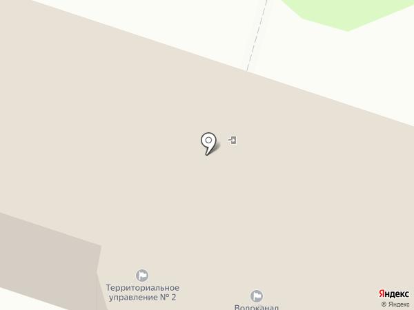 Администрация городского поселения Некрасовский на карте Некрасовского
