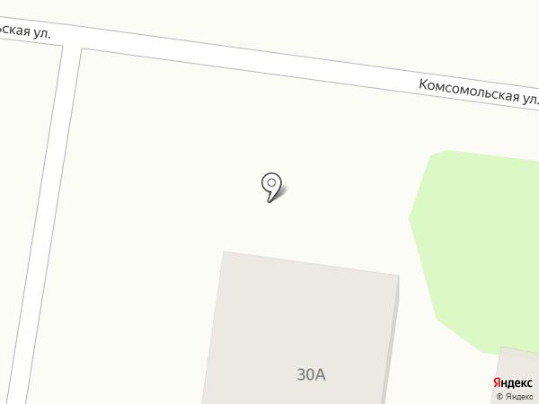 ДВА КОЛЕСА на карте Анапы