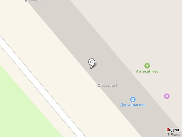 Ли`Аль на карте Щёкино