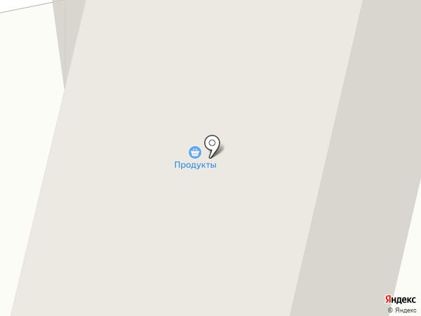 KVANT на карте Долгопрудного