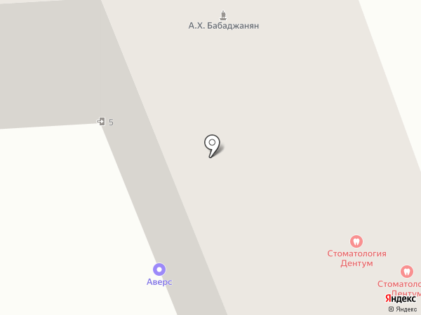 Джаз Стоун на карте Москвы