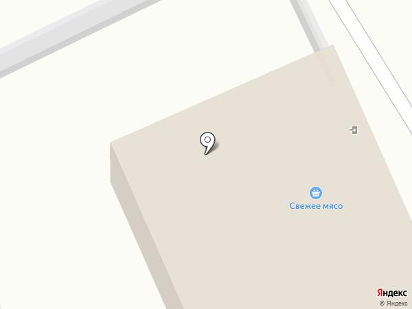 Александровский убойный пункт на карте Барсуков