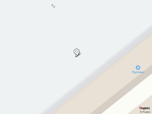 Магазин обоев на ул. Лукашина на карте Щёкино