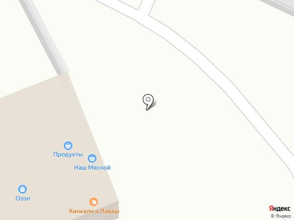 Блок питания на карте Подольска