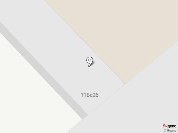 Краски-СИД на карте Москвы