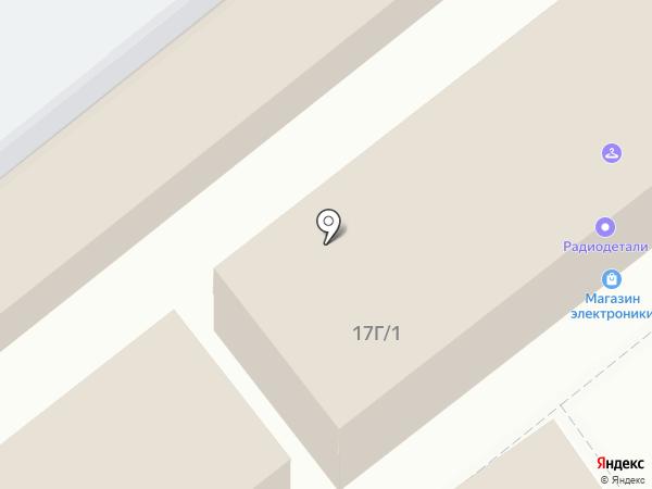 Магазин пультов на карте Щёкино