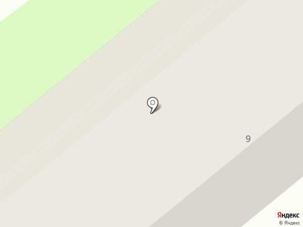 АСТ-Бухгалтерия на карте Щёкино
