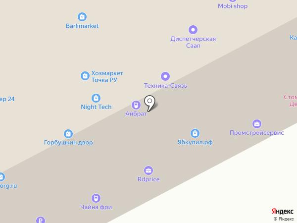 5lb на карте Москвы