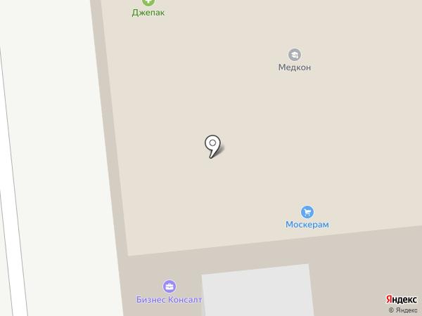 УДТ-Техника на карте Москвы