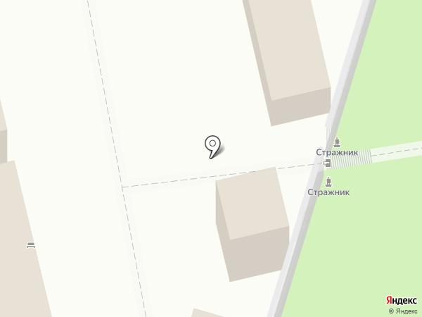 Платный общественный туалет на карте Москвы