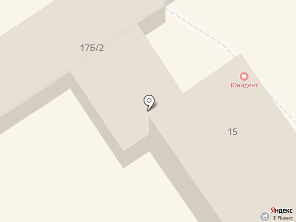 Академия развития на карте Щёкино