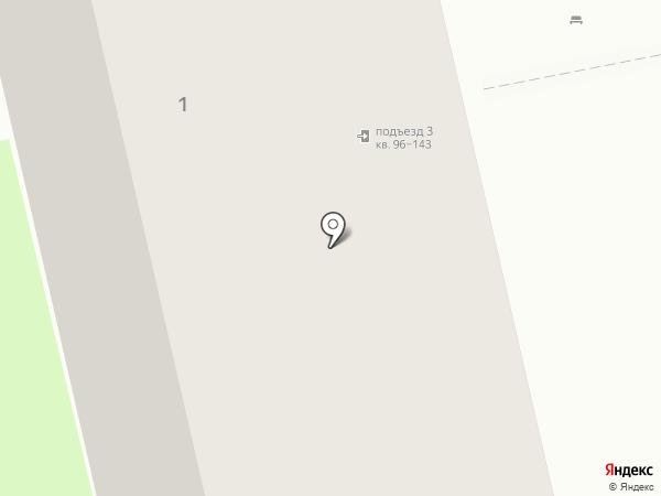 Estia на карте Москвы