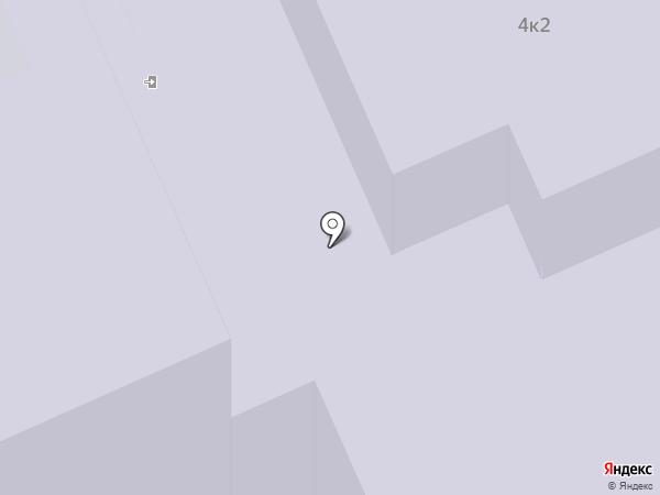 ОСТО МАИ на карте Москвы